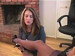 Fetish kaki Stoking Lesbian