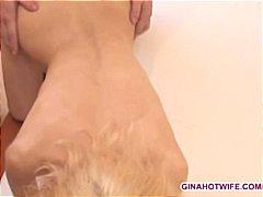 Baguhan Blonde Tsupa Matandang Sexy Grupo