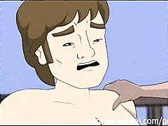 אנימציה מצוירים הנטאי