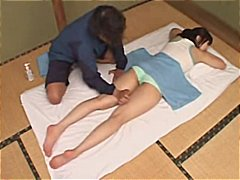 Amaterji Japonka Masaža