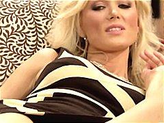 Blondid Suhuvõtmine Paar Fetiš Pihkupeksmine