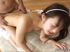 Japanese teen hina hinako loves sex fuck