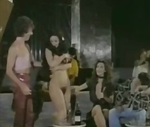 Cmnf club-classic vintage hairy strip
