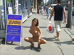 חובבניות ציצים ציבורי