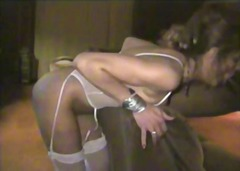 Hot amateur wife fucked hard by black stud interracial