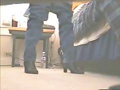 חובבניות ווייר מצלמה נסתרת
