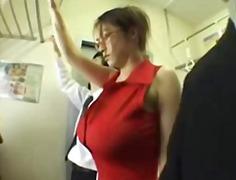 חובבניות חזה גדול סינוור