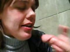 Amatör Oral seks Yüzüne boşalmak