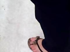 მოყვარული ფეხის ფეტიში მოწიფული