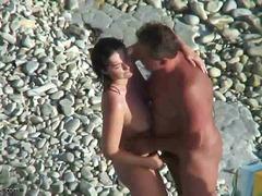 Amatérská Videa Pláž Skrytá Kamera