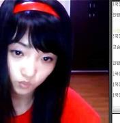 Аматери Веб камера Корејски