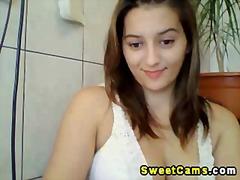 Amatør Onani Webkamera
