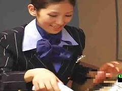 Amadoras Asiáticas Japonesas Punheta Com As Mãos