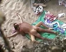 חובבניות חוף מצלמה נסתרת