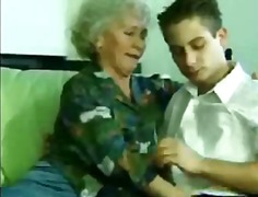Amadoras Maduras Avós