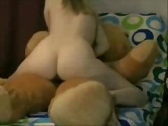 חובבניות צעירות סטראפ-און אביזרי מין