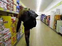 חובבניות גרמניות אביזרי מין ציבורי