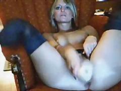 Mature toy webcam