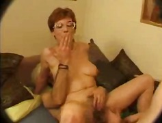 French mature mom seduced her bf friend by troc