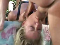 Anaal Hard Pijpen Blond