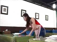Taiwan girl show 5