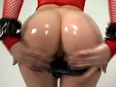 Annette schwarz drilled hardcore