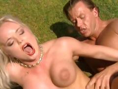 Babe Blond Pornostjerne