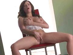 Mulheres Sexy Manipulação Do Clítoris