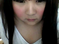 Голема убава жена Веб камера Корејски