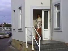 סאדו גרמניות חליפות גומי