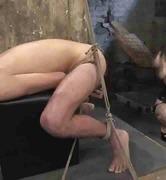 Dominació-Submissió Dones Dominades Dona Amb Consolador Cinturó