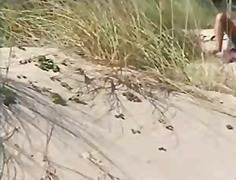 Na plaži Masturbacija Najstnica