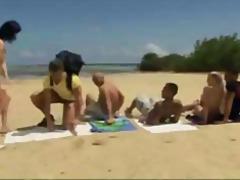 חוף קבוצתי גמירות