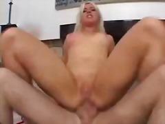 Suured rinnad Hardcore Blondid