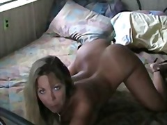Amber lynn bach gets fucked at home