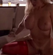 Stacy valentine - red stockings