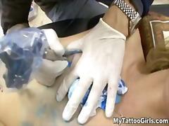 Срциња Плавуша Тетоважа
