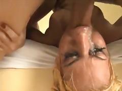 Anaal Blondid Sidumine Sügavale Kurku Hardcore