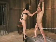 Enjoy female domination sex at its best