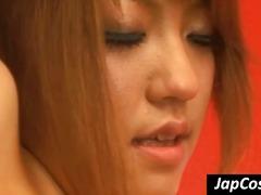 Aziatisch Fetisj Japans Masturbatie Tieten