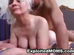 Interracial Mamãe Sexy
