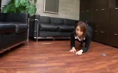 אסיאתיות אנשי עסקים יפניות גברת במשרד