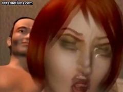 אנימציה מציצות מצוירים הרדקור הנטאי