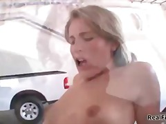 Sexy redhead girl loves licking part3