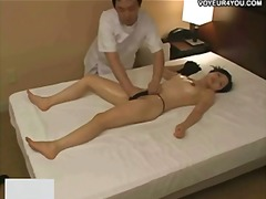 Voyeur massage treatment fingering fetish pussy