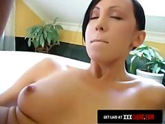 Brünetid Dildo Masturbeerimine Orgasm Soolo