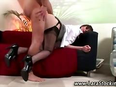 Британски Хардкор Зрели За Секс Милф Високи Чорапи