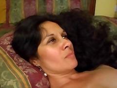 Chlpáčky Hispánky Staršie ženy