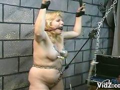 Голема Убава Жена Мазохизам Робување Роб
