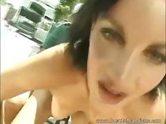 Pik Onani Sex På Arbejde Udendørs Penis
